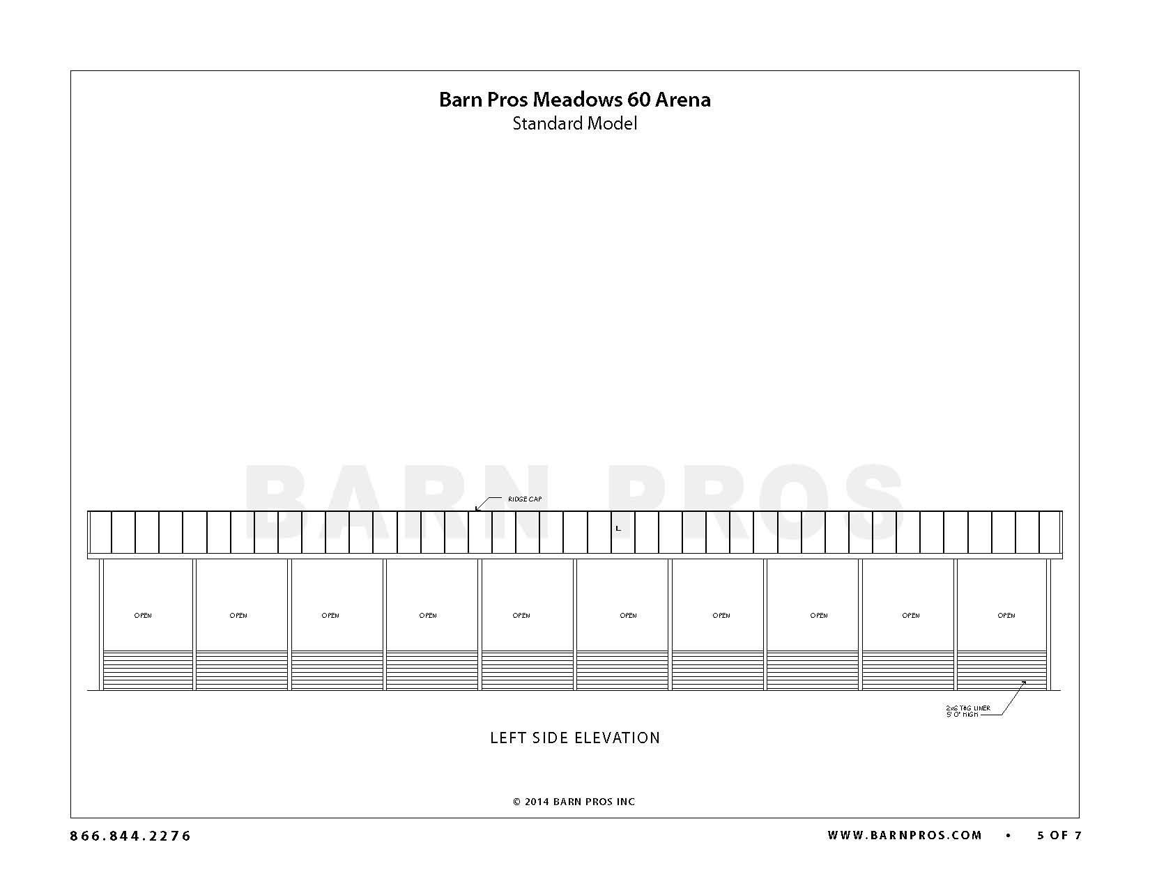 Meadows Barn Pros